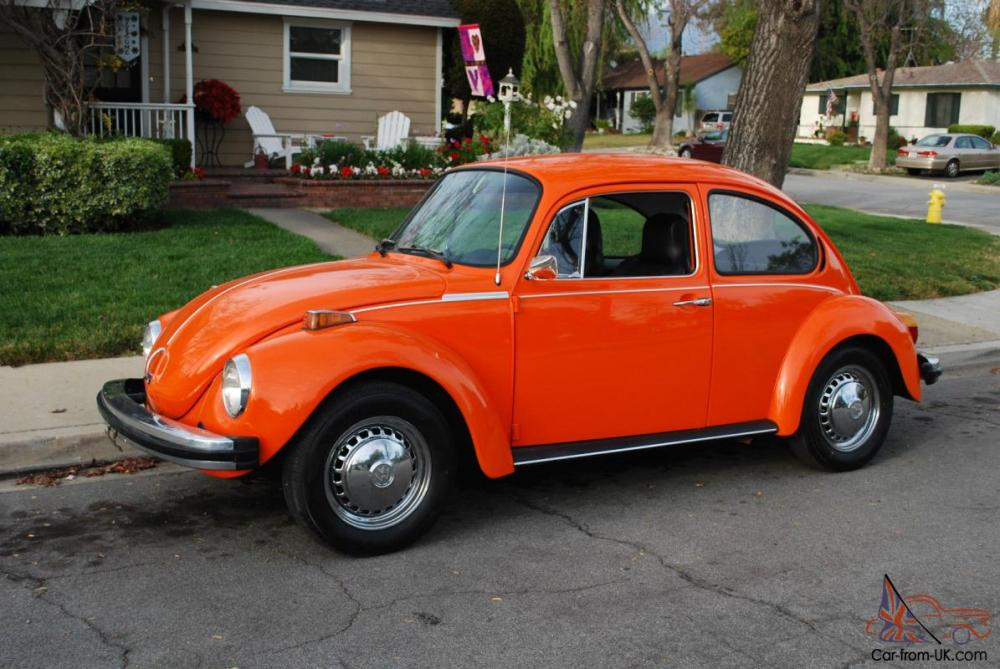 medium resolution of 1974 vw beetle photo