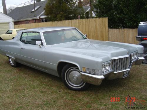 small resolution of 1970 cadillac wiring wiring library1970 cadillac coupe 83k miles calais 57 chevy 41 ford for