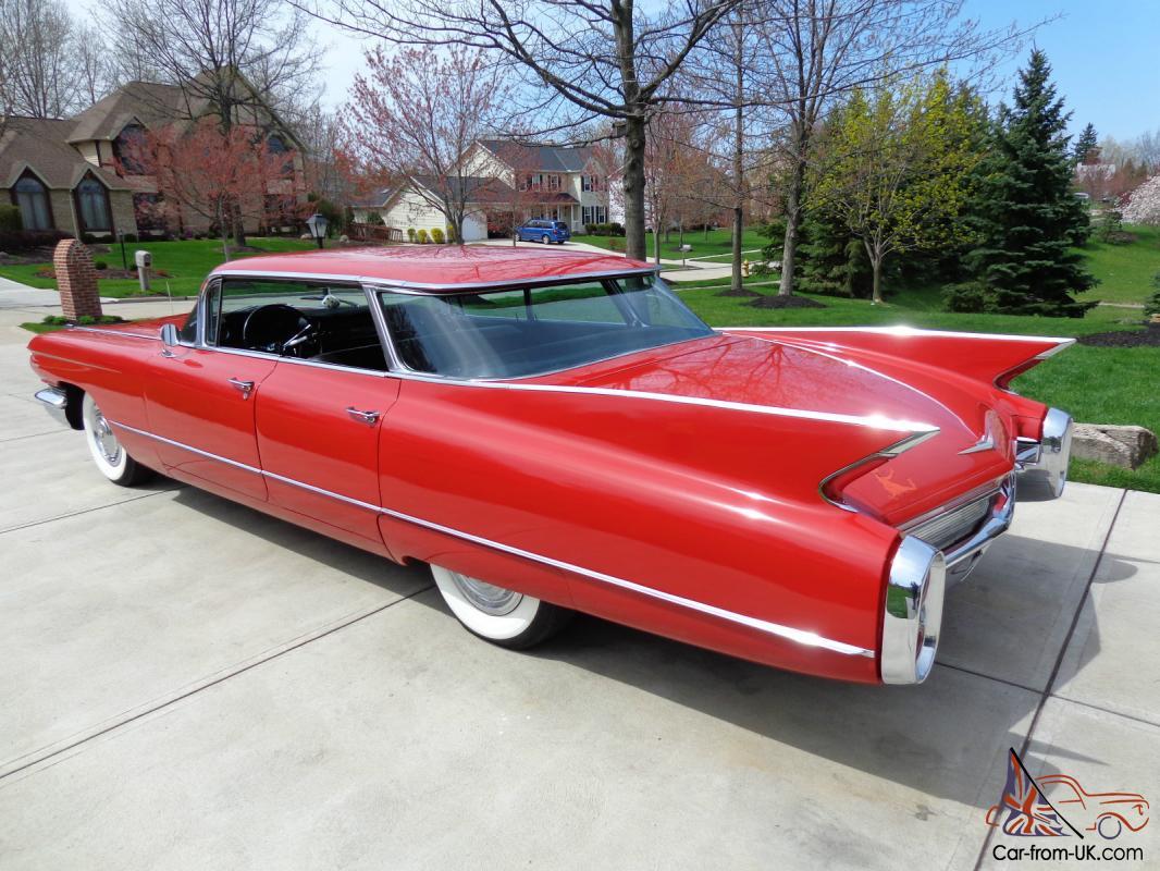 1960 Cadillac Deville For Sale