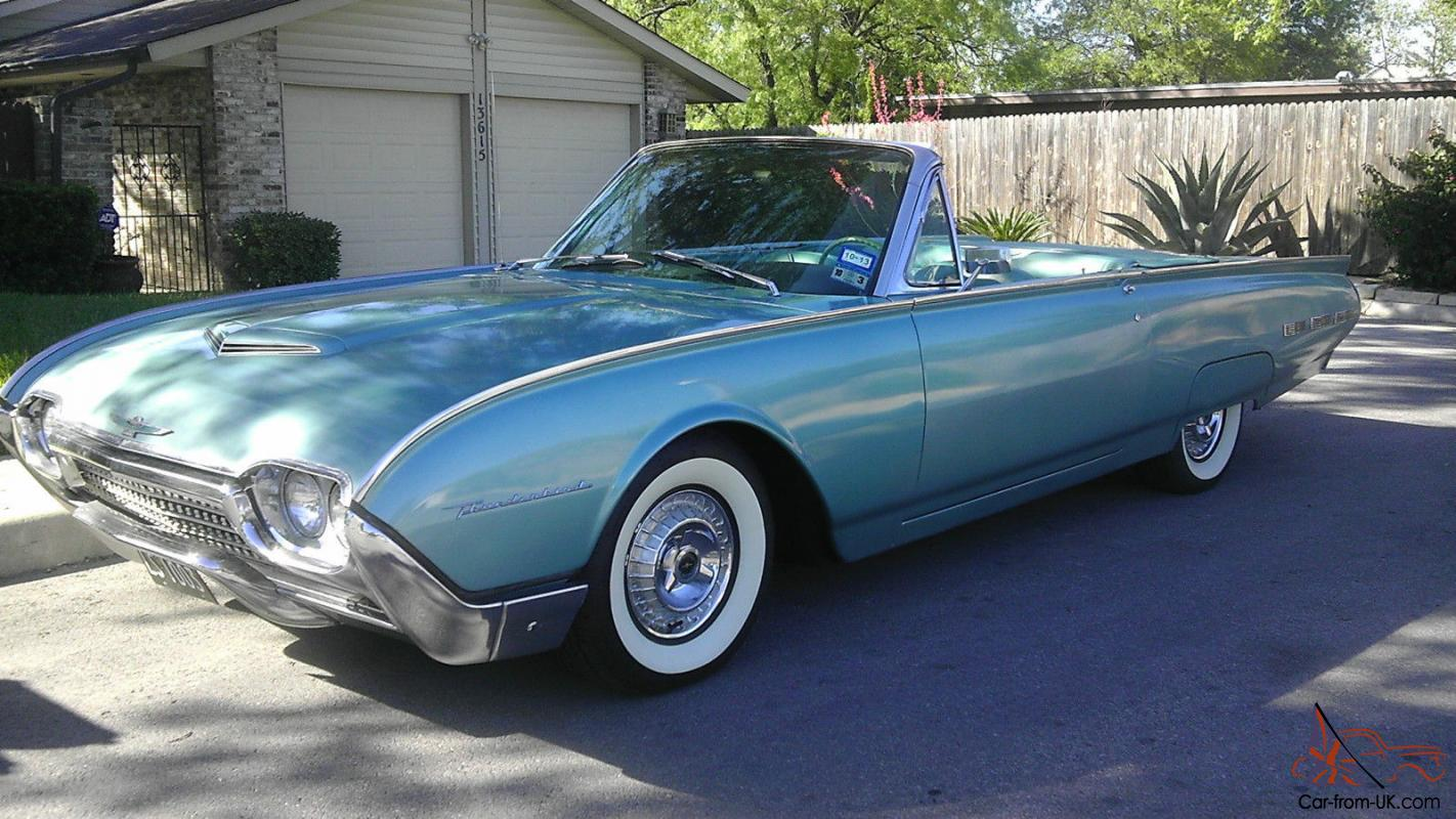 hight resolution of where is the fuse box for a 1961 ford thunderbird 49 1966 thunderbird 1960 thunderbird