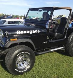 1983 jeep cj7 with chevy 350 [ 1184 x 800 Pixel ]