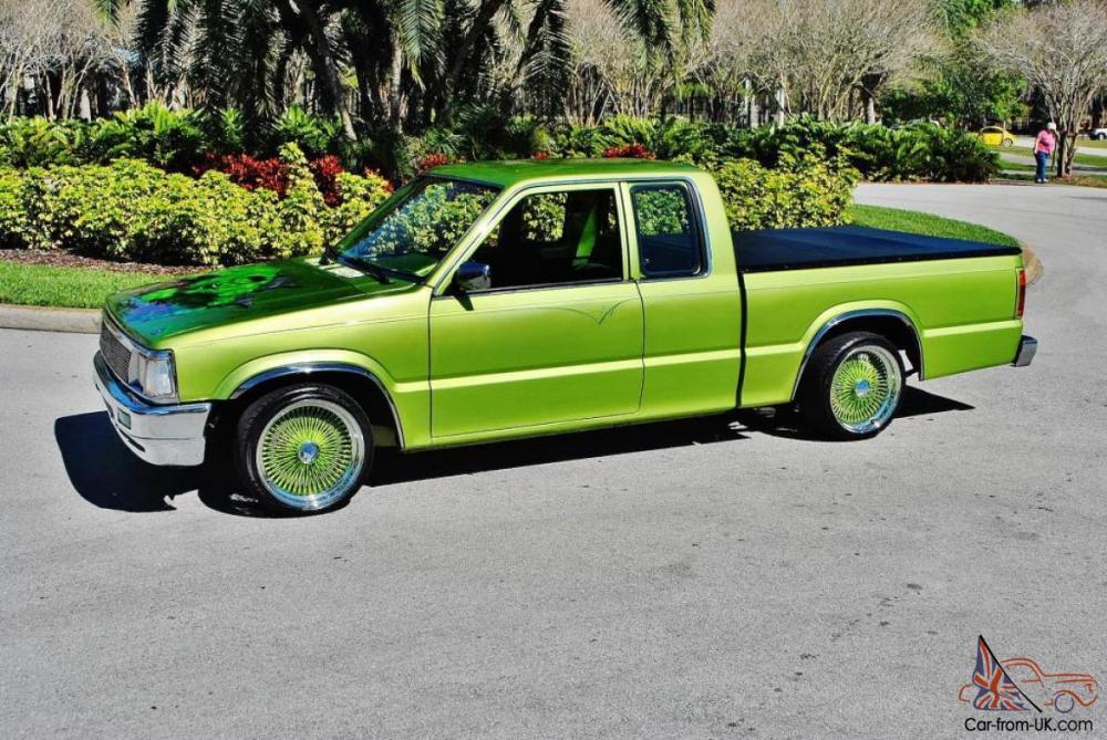 medium resolution of 1989 mazda b2200 extra cab