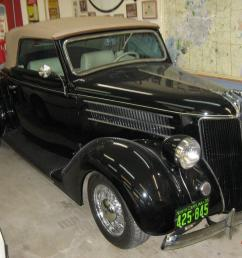 1936 ford cabriolet streetrod ford aod transmission cable ford aod transmission cable setting [ 1066 x 800 Pixel ]