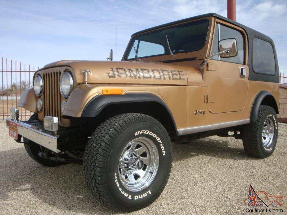 medium resolution of 1982 jeep cj7 jamboree edition 30th anniversary cj 7 w ac hardtop survivor cj 7