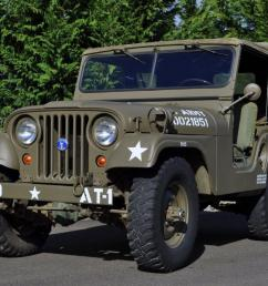 1952 willys military army jeep 1st generation early korean war m38a1 4wd [ 1205 x 800 Pixel ]