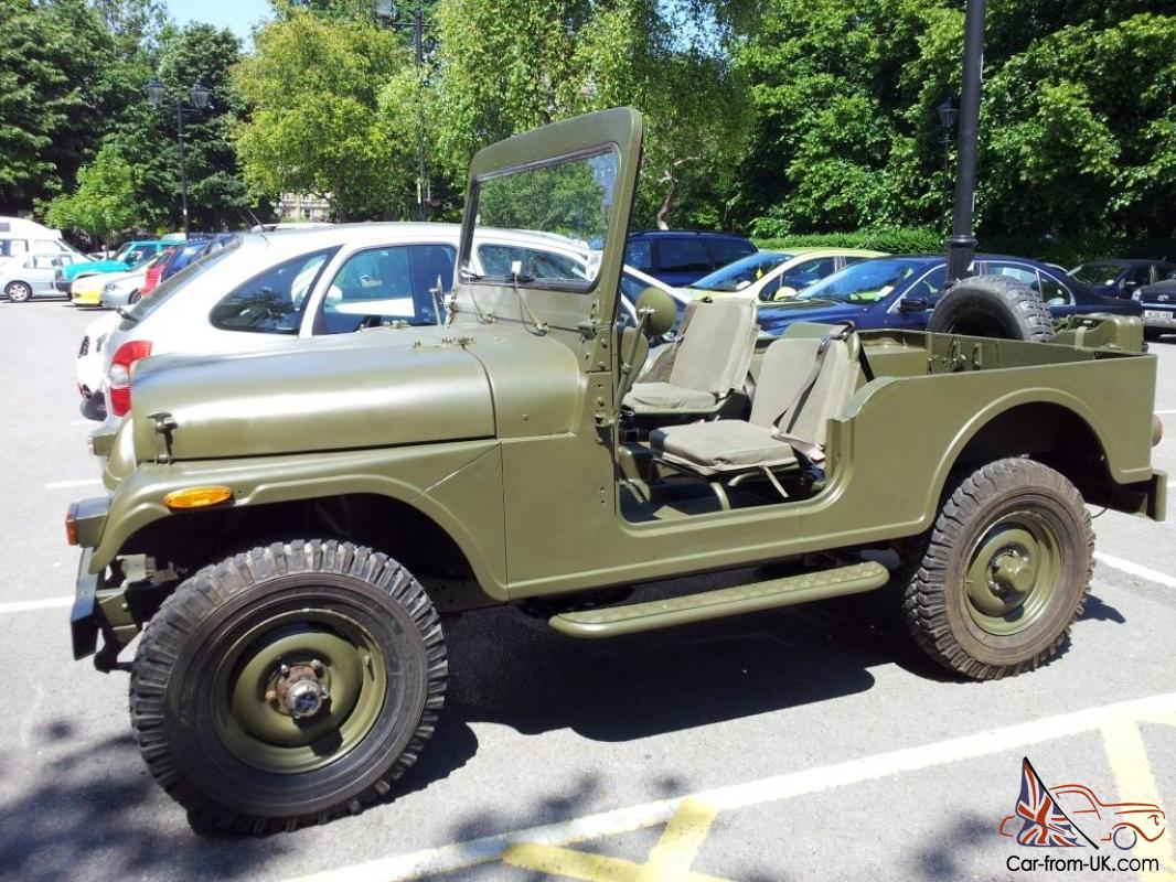 hight resolution of mahindra willys m38a1 jeep cj army jeep photo