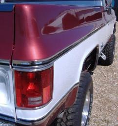 1978 gmc sierra grande k15 4x4 short bed pickup same as k10 k 10 chevy swb [ 1066 x 800 Pixel ]