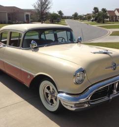 1956 oldsmobile custom 88 [ 1071 x 800 Pixel ]