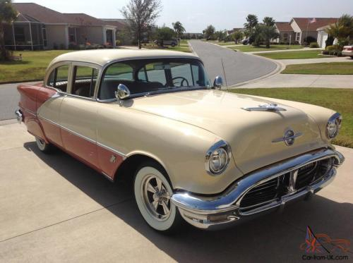 small resolution of 1956 oldsmobile custom 88