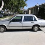 1985 Volvo 740 Gle Sedan 4 Door 2 3l For Sale
