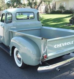 1951 chevrolet 3100 pickup 5 window shortbed 1947 1948 1949 1950 [ 1066 x 800 Pixel ]