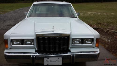 small resolution of 1989 lincoln town car black