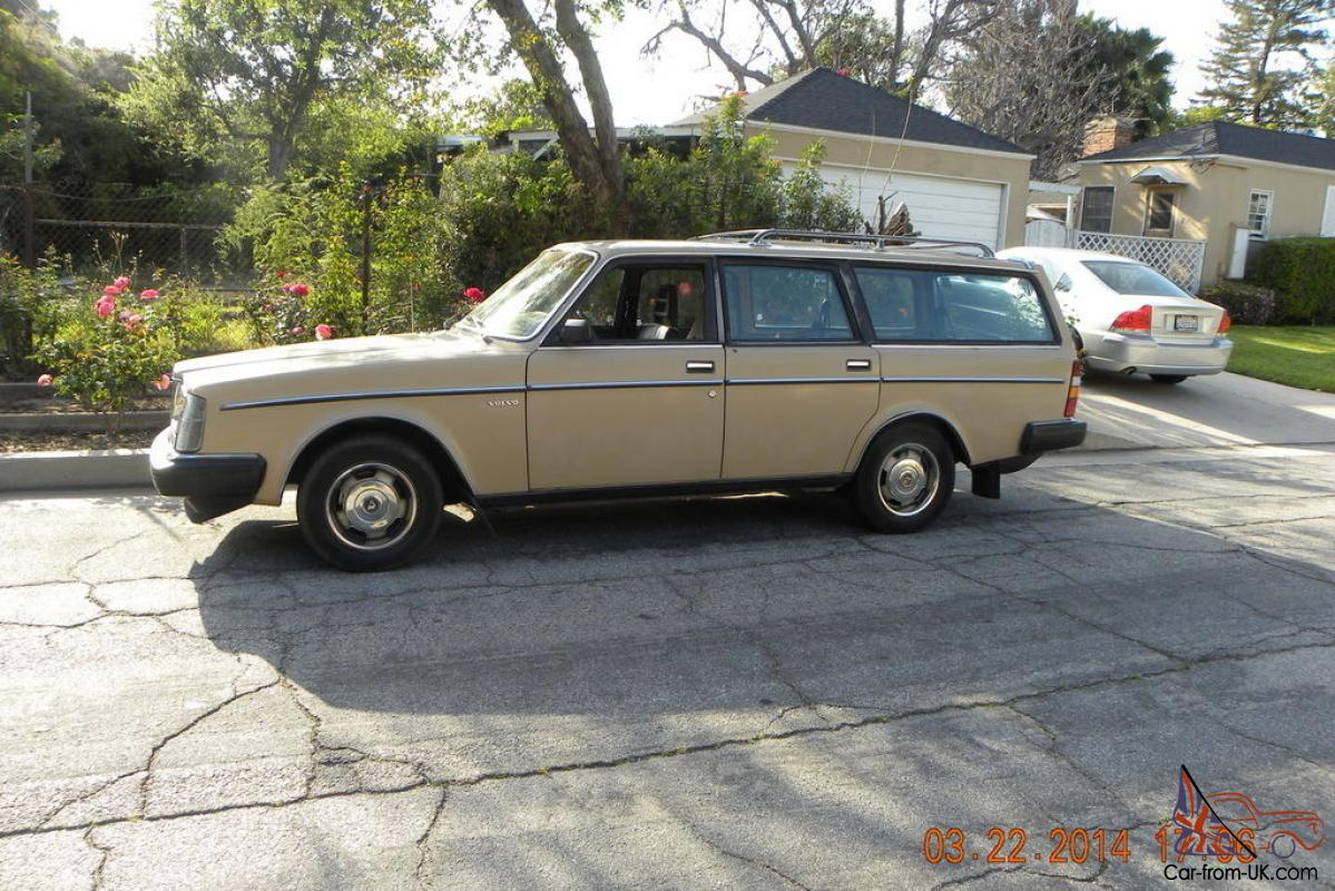 Station Wagon, Classic body, Utility Roof rack, California