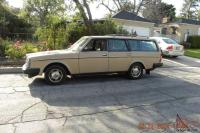 Station Wagon, Classic body, Utility Roof rack, California ...