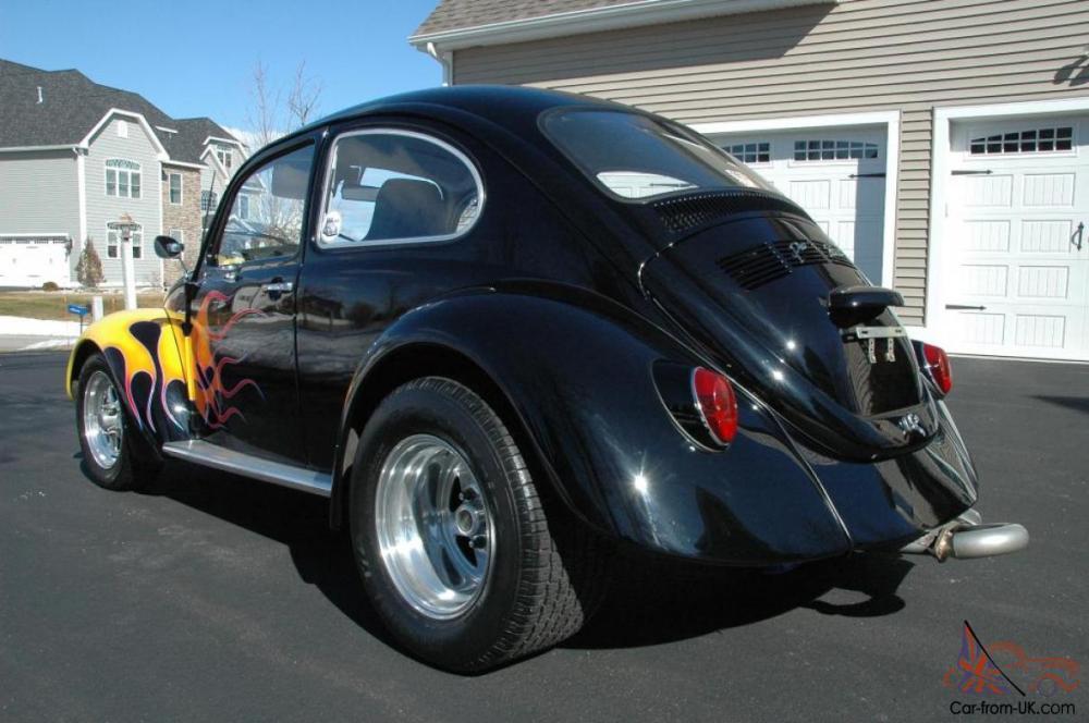 medium resolution of 1972 vw bug show car cruise pro street drag fun rare scat cal custom rare