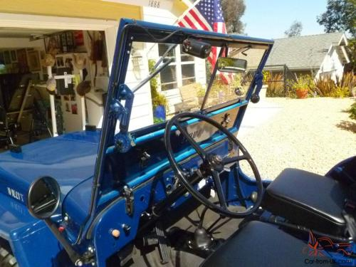 small resolution of  jeep cj2a wiring diagram cja turn signal wiring diagram the cja page jeep cj a engine 1952 willys