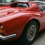 1974 Rhd Ferrari Dino 246 Gts Base 2 4l