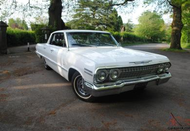 Chevy Impala Sports Sedan For Sale