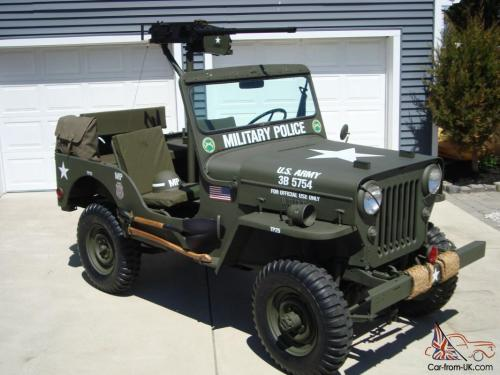 small resolution of willys 1960 cj3b army m606 style vietnam military type highhood jeep photo