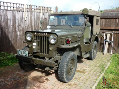 small resolution of willys cj3b jeep 1953