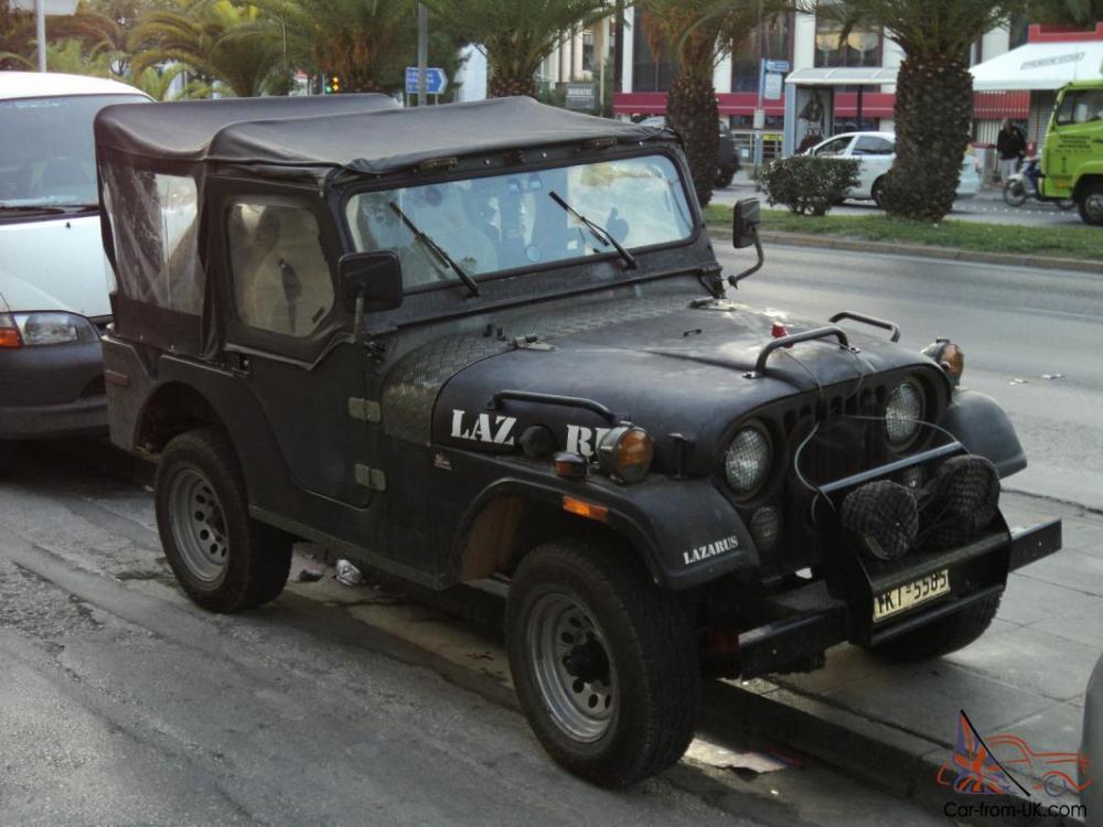 medium resolution of willys jeep m38a1 cj5 look photo