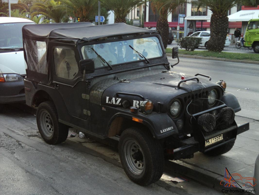hight resolution of willys jeep m38a1 cj5 look photo