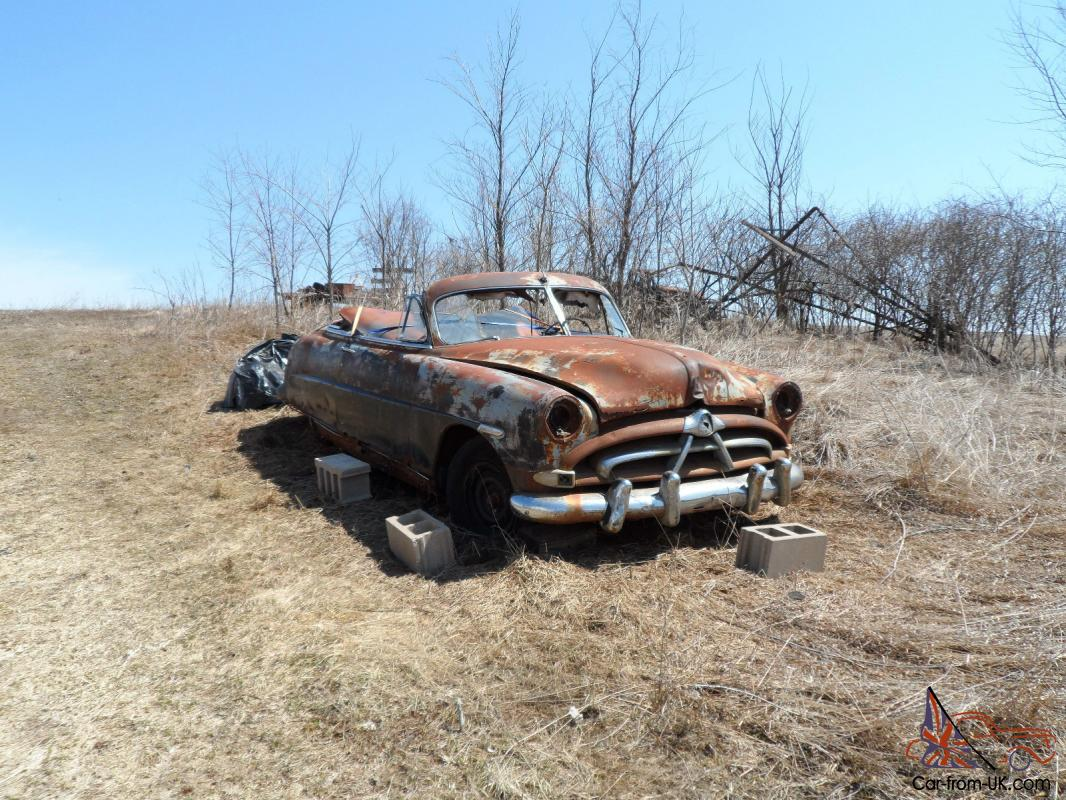 hight resolution of 1951 hudson convertible pacemaker super rare only 426 made in the world