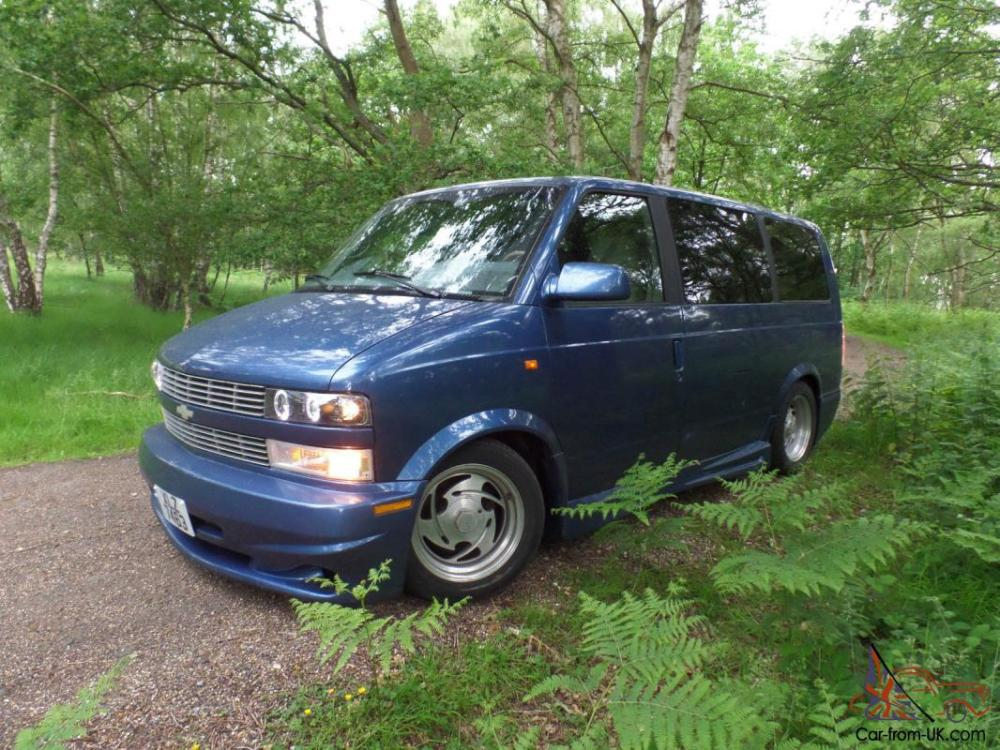 medium resolution of chevrolet astro gmc safari dayvan auto camper american chevy touring festival
