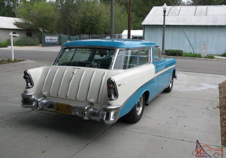 1956 Nomad For Sale Unrestored