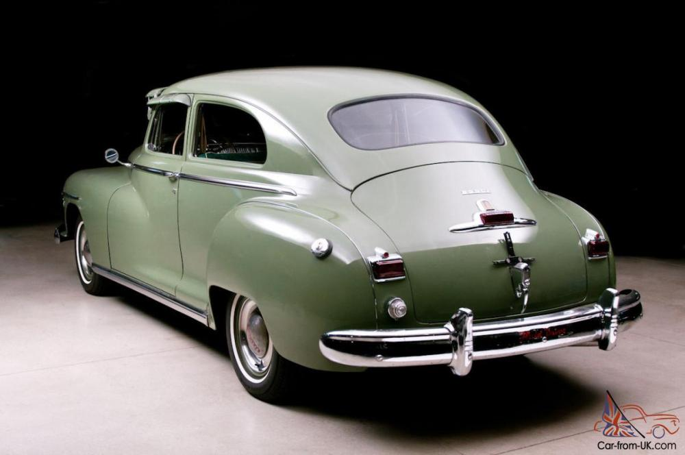 medium resolution of 1948 dodge 3 owners documented survivor unrestored mechanically sorted