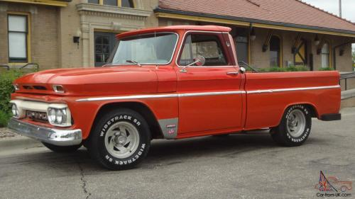 small resolution of 1966 gmc c10 hot rod shop truck photo