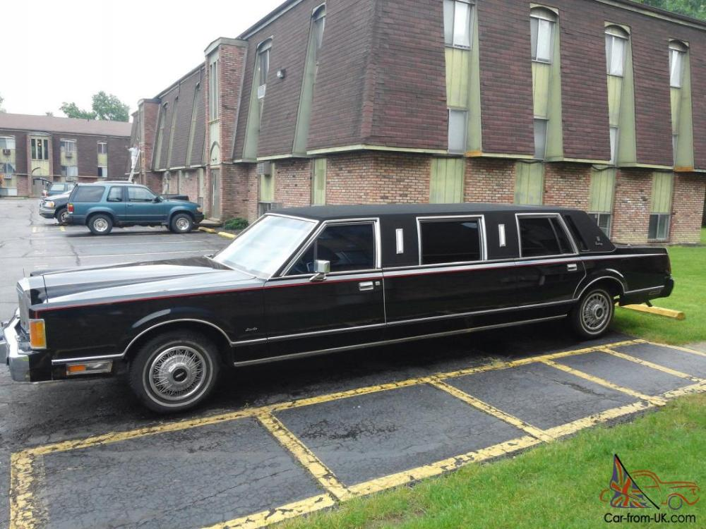medium resolution of 1989 lincoln town car black