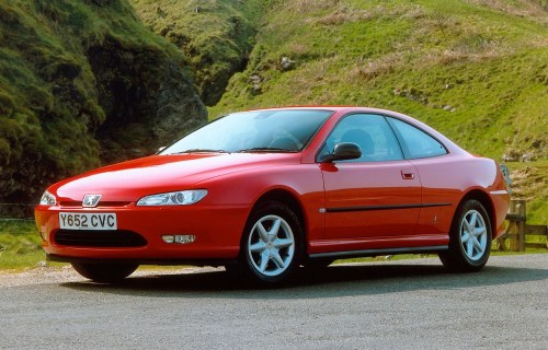 small resolution of the peugeot 406 coup an underdog