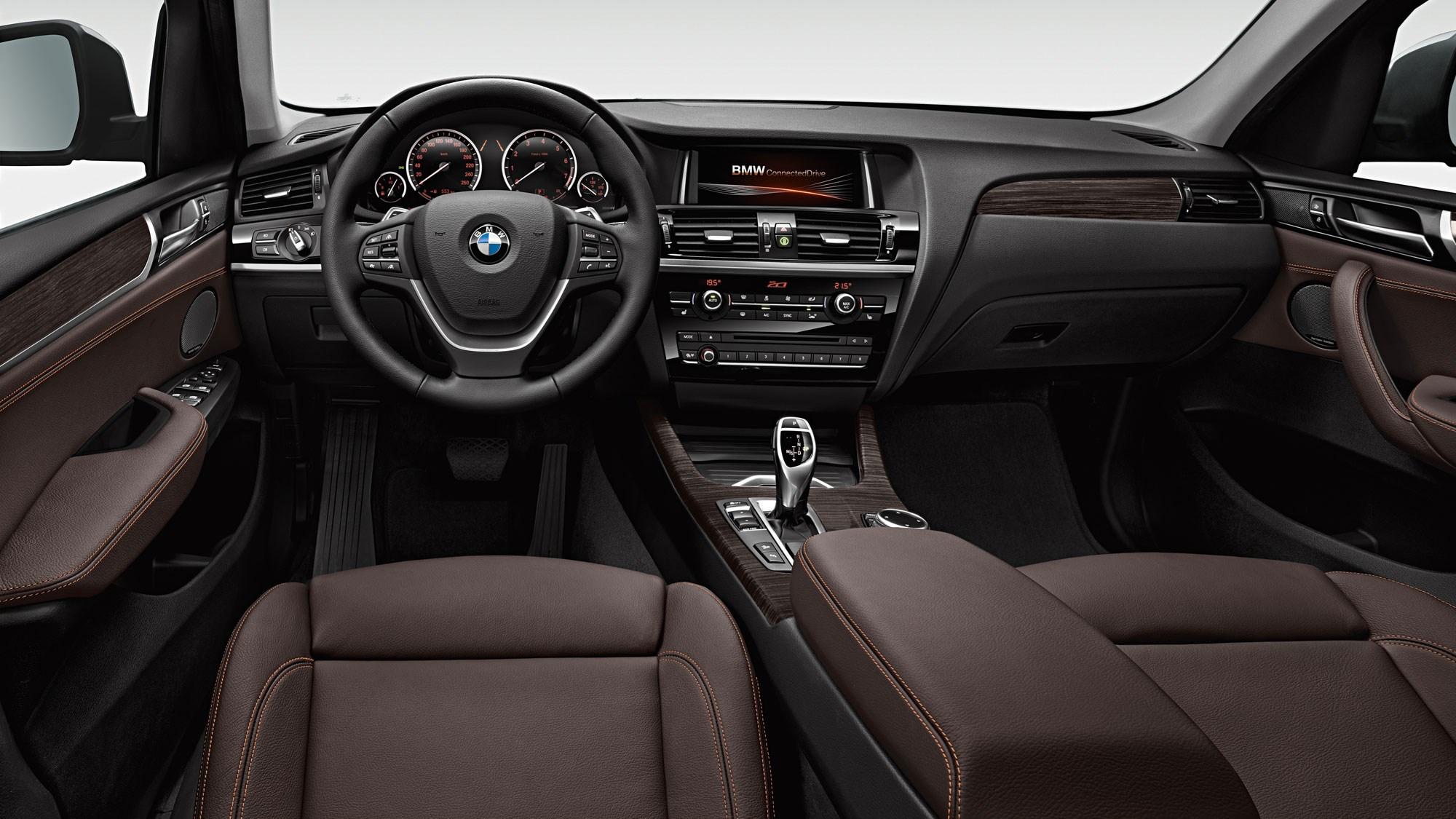 hight resolution of  bmw x3 interior