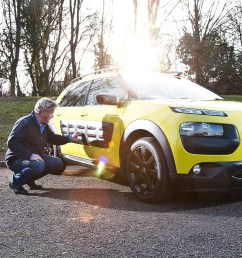 anthony ponders the cactus conundrum anthony ff c and his new citroen c4 cactus citroen c4 cactus 1 6 blue hdi  [ 1700 x 1015 Pixel ]