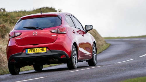small resolution of  we tested the mazda 2 in 1 5 petrol guise