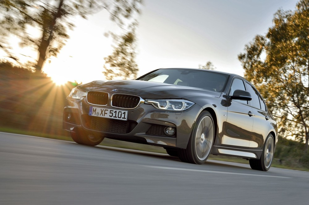 medium resolution of new bmw 3 series facelift 2015 revealed