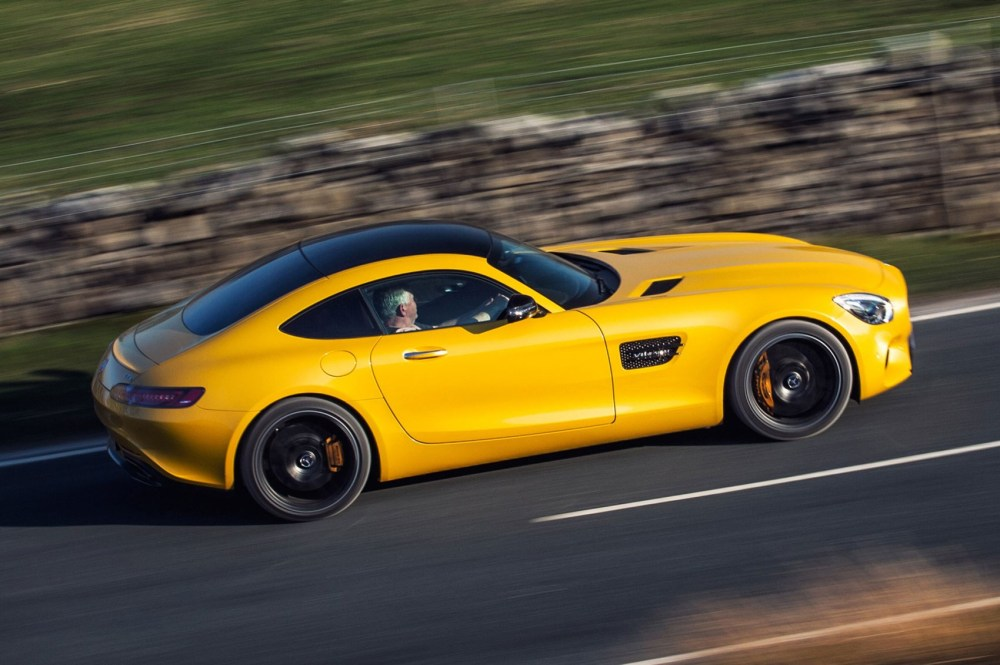 medium resolution of mercedes amg gt currently available in two forms