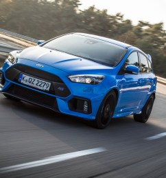 the 2016 ford focus rs we grab a passenger ride  [ 1700 x 1132 Pixel ]