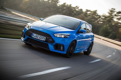 small resolution of the 2016 ford focus rs we grab a passenger ride