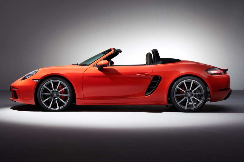 medium resolution of boost or bust turbocharged 2016 porsche 718 boxster revealed car magazine