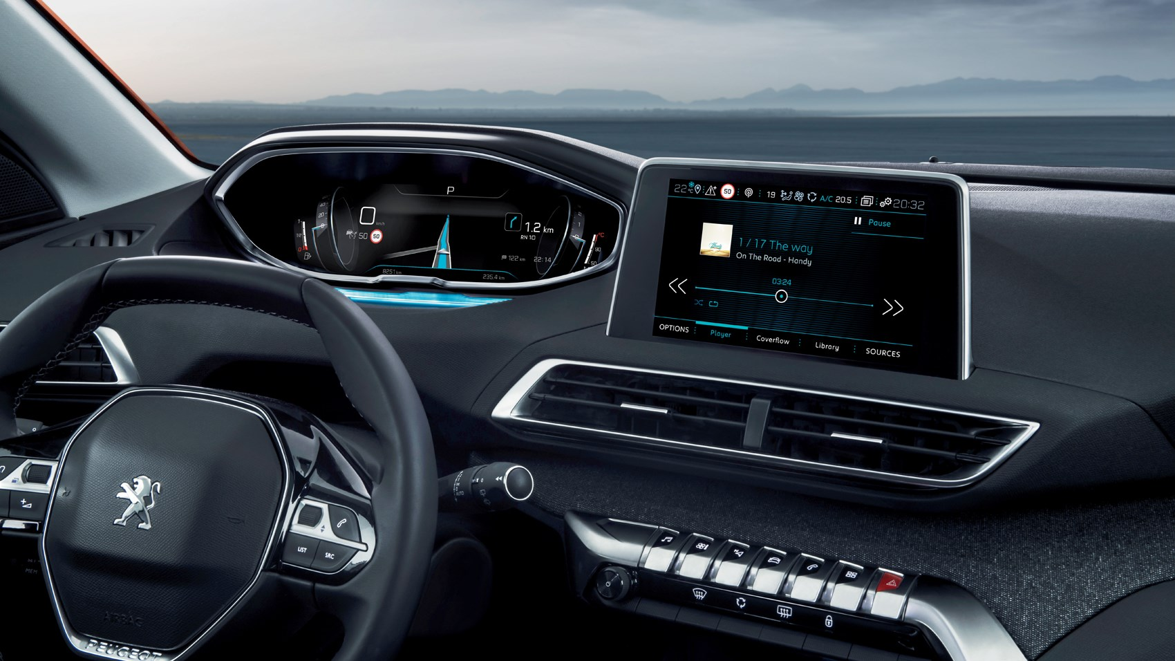 hight resolution of peugeot 3008 revealed a new suv look for pug s 2016 family crossover car magazine