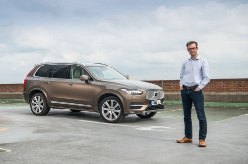 small resolution of volvo xc90 2017 long term test review