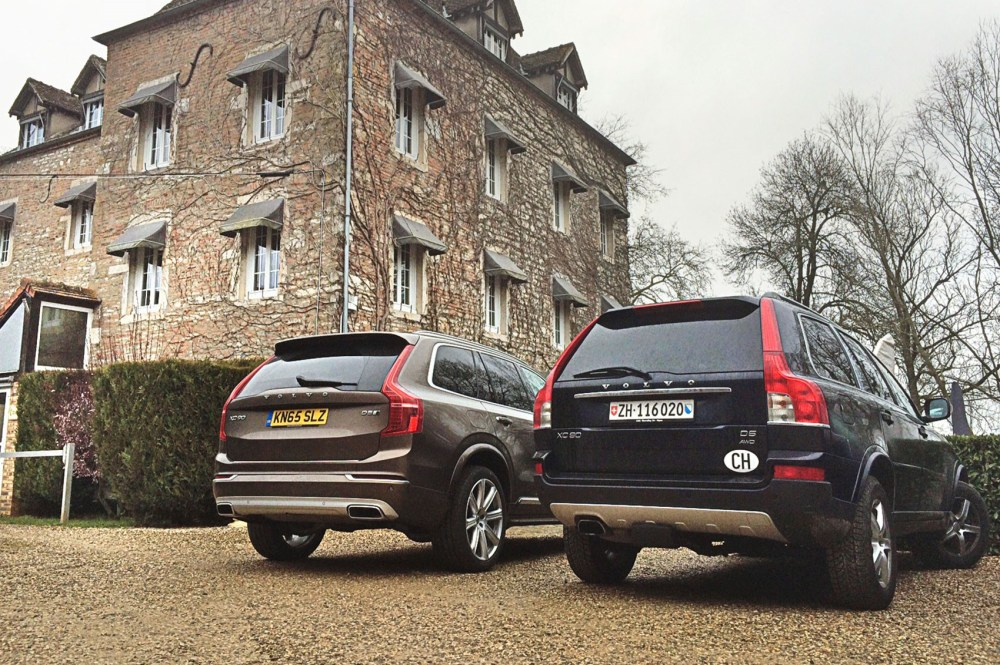 medium resolution of volvo xc90 2017 long term test review car magazinetop engine diagram of volvo xc