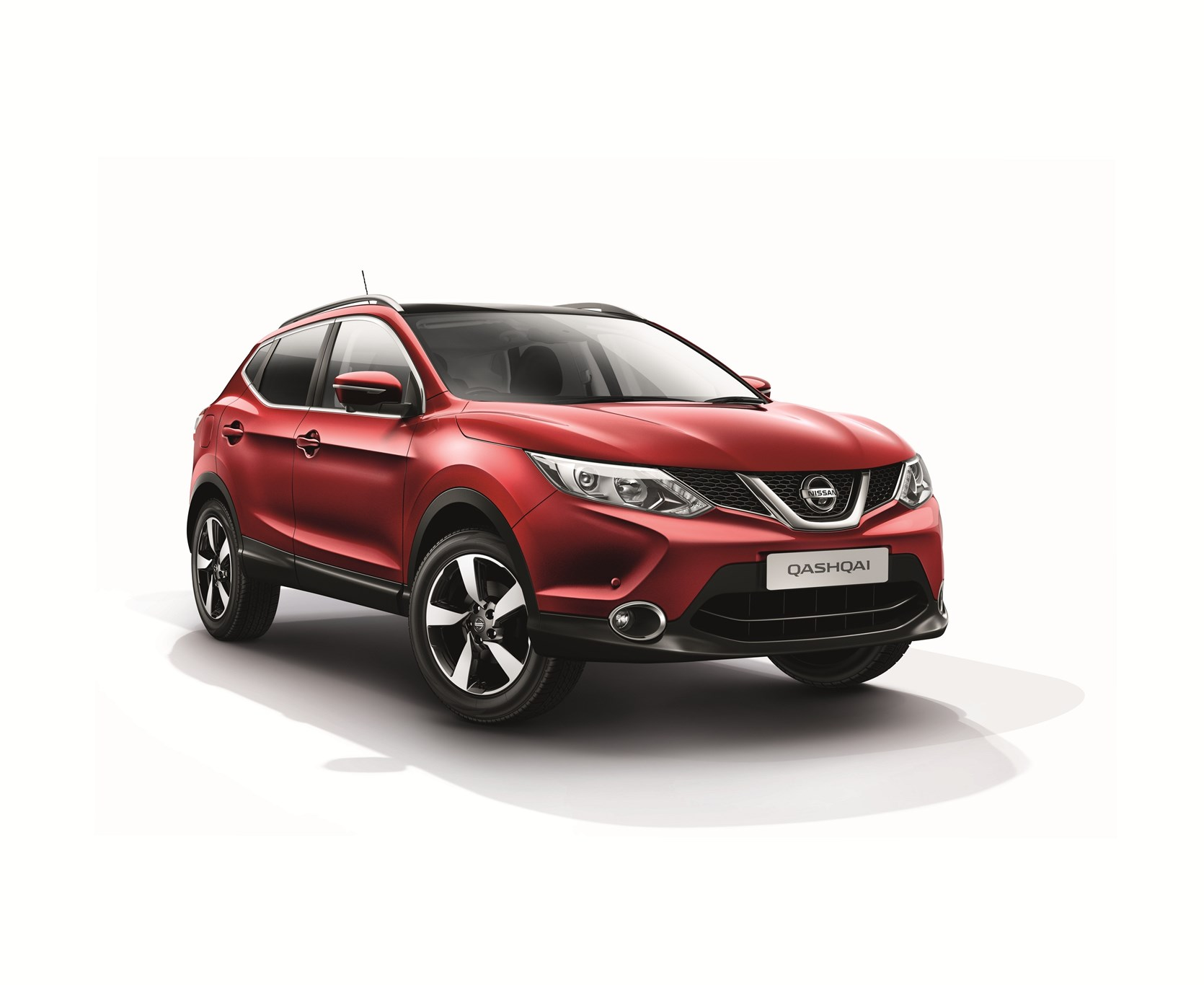 hight resolution of nissan qashqai