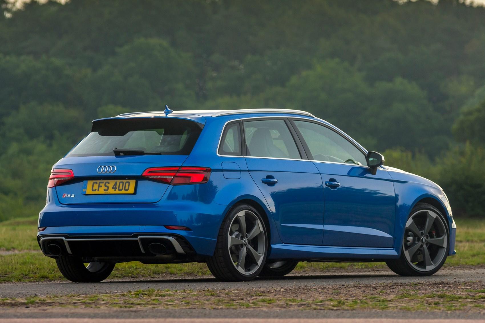 New Audi Rs3 Sportback Names Its Price Car Magazine