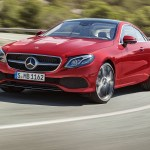 Mercedes Benz E400 4matic Coupe 2017 Review Car Magazine