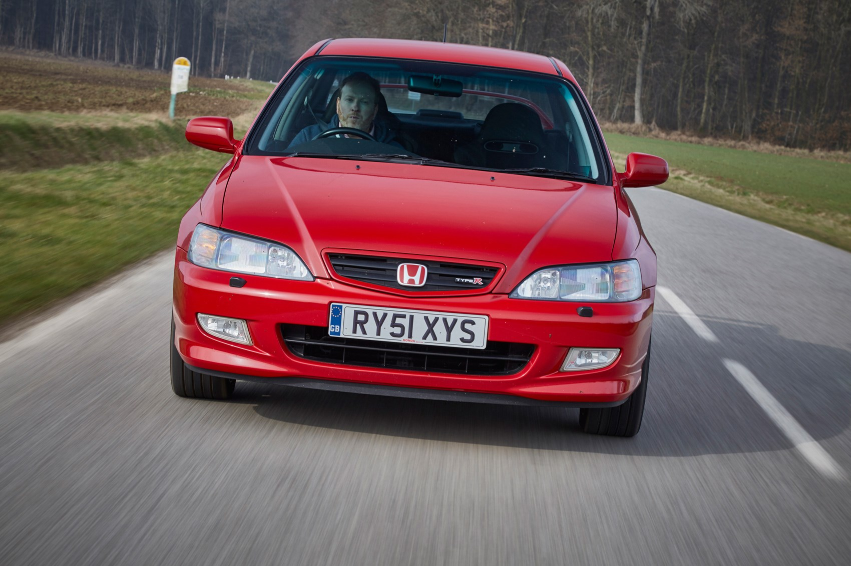 hight resolution of honda accord type r has the largest engine of the bunch at 2 2 litres