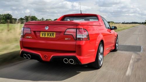 small resolution of vauxhall vxr8 maloo rear tracking
