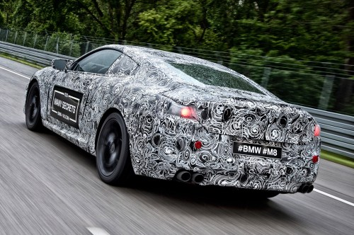 small resolution of bmw concept m8 gran coupe